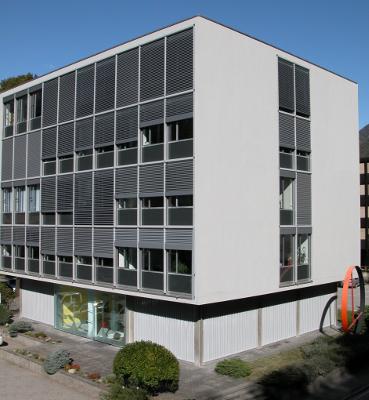 Sede Commissione Paritetica Cantonale dell'Edilizia e Rami Affini